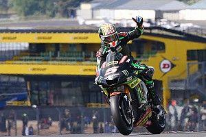 Rossi prediksi Zarco berpeluang menang