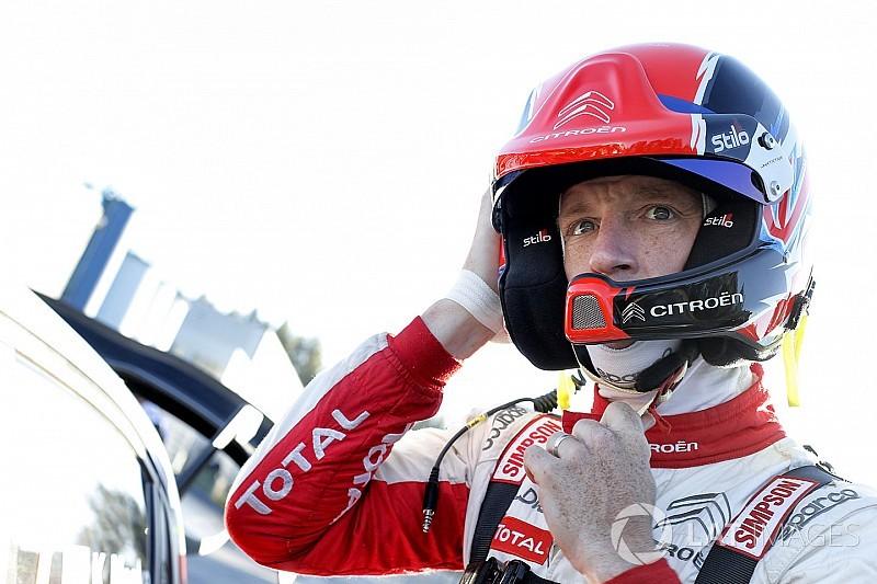 """Citroën dice que Meeke necesitaba un """"descanso"""""""