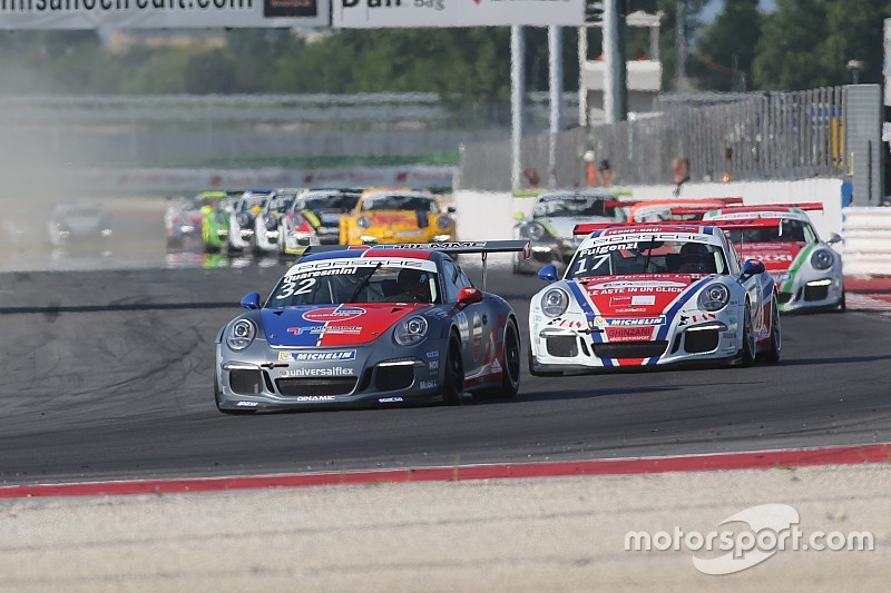 Carrera Cup Italia, ecco il programma di Vallelunga