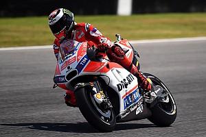 MotoGP News MotoGP 2017: Deshalb kommt Jorge Lorenzo mit der Ducati nicht klar