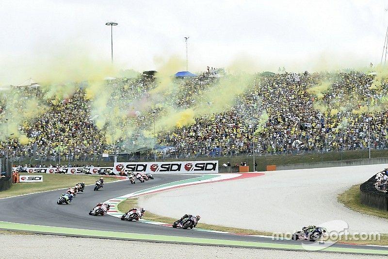 """Rossi: """"A ocho vueltas para el final estaba muerto"""""""