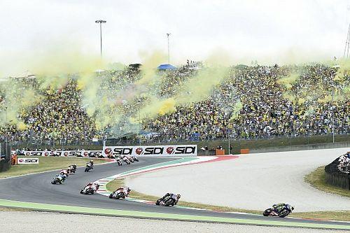 Rossi baalt van mislopen 'belangrijk' podium voor thuispubliek