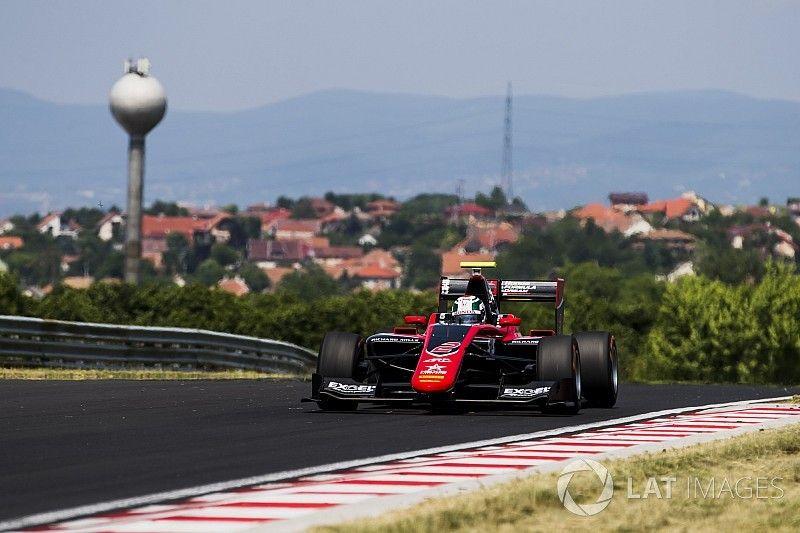 Fukuzumi lideró el último día de pruebas en Hungría