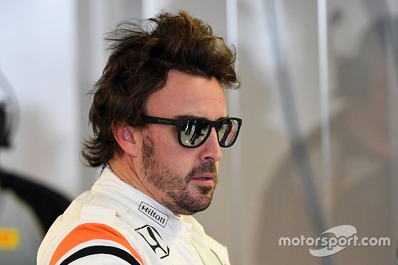 Alonso hits back at Schumacher's criticism of karting track