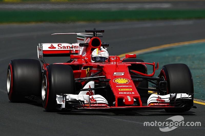 【F1】ベッテル「今朝はトラブルがあった。でも十分に改善できる」