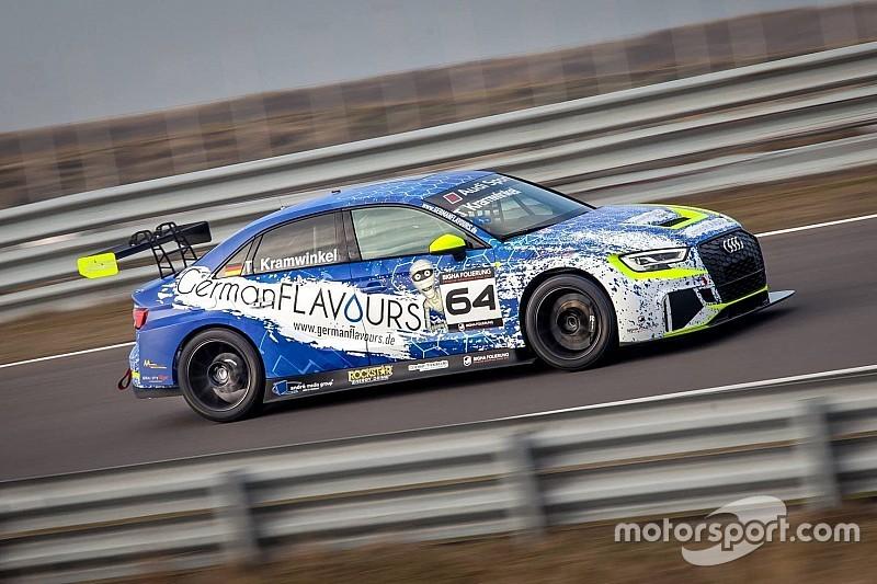Markert e Kramwinkel con le Audi della GermanFLAVOURS per crescere