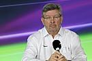 Ross Brawn Initiator der Änderung bei Formel-1-Strategiegruppe