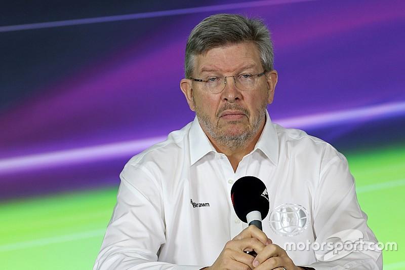 Brawn di balik perubahan regulasi Grup Strategi F1