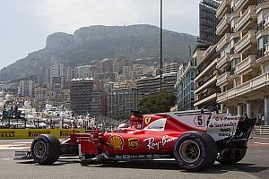 F1 Reporte de prácticas Vettel asusta en Mónaco antes de la clasificación