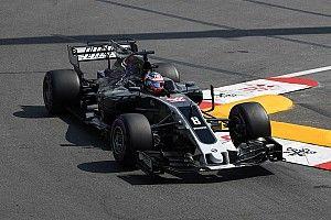 Steiner bela perubahan livery Haas di Monako
