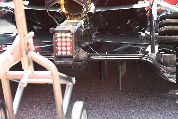 Formula 1 Ultime notizie La FIA fa modificare i diffusori in F.1 dopo l'incidente di Monger