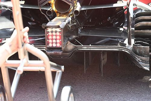 Monger crash lessons prompt F1 car changes