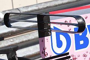 Force India gunakan sayap-T di GP Monako