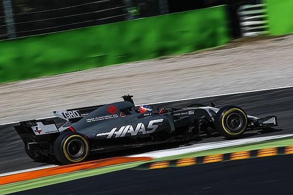 Haas won't be left behind in 2018 - Grosjean