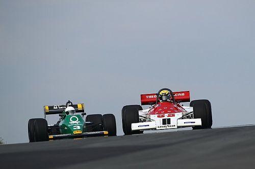 Sfeerimpressie: Zesde editie van Historic Grand Prix Zandvoort