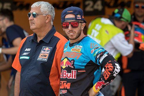 El campeón del mundo de MXGP pilotará un Red Bull de F1
