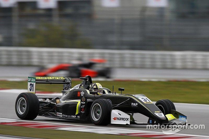 Nurburgring F3: İkinci yarış Hughes, üçüncü yarış Norris'in