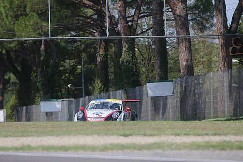 Carrera Cup Italia, Imola: gara 2 anticipata alle 10.05 causa maltempo