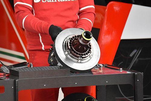 Galería: las mejoras técnicas de los equipos de F1 en Spa
