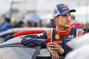 WRC Actualités Pas de Rallye d'Australie pour Sordo