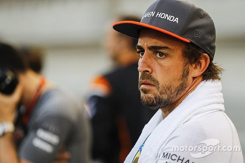 """Ricciardo """"sent la frustration"""" d'Alonso en F1"""