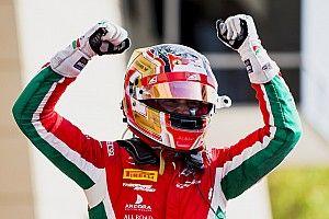 """Leclerc blikt terug op wereldrace in F2: """"Dit had ik niet verwacht"""""""