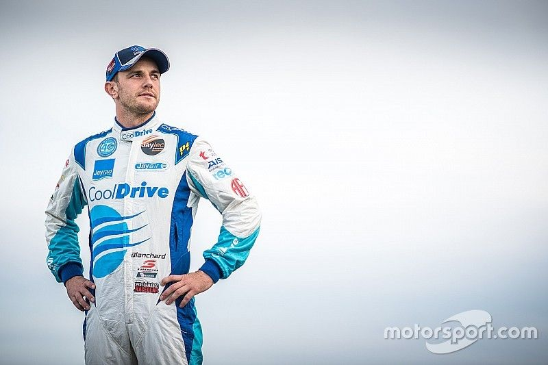 The Supercars career that failed to fire