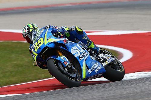 Iannone admits Suzuki MotoGP expectations were too high