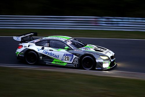 Canadians Spengler and Wittmer are teammates at the Nürburgring