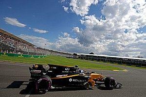F1 2017: Renault-Antrieb vorübergehend mit MGU-K von 2016