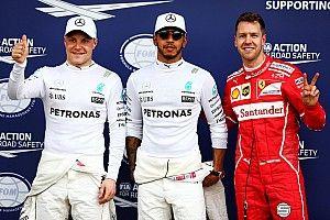 Grid start balapan GP Australia 2017