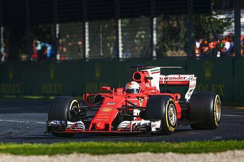 "Marchionne dice que ""ya era hora"" para Ferrari"