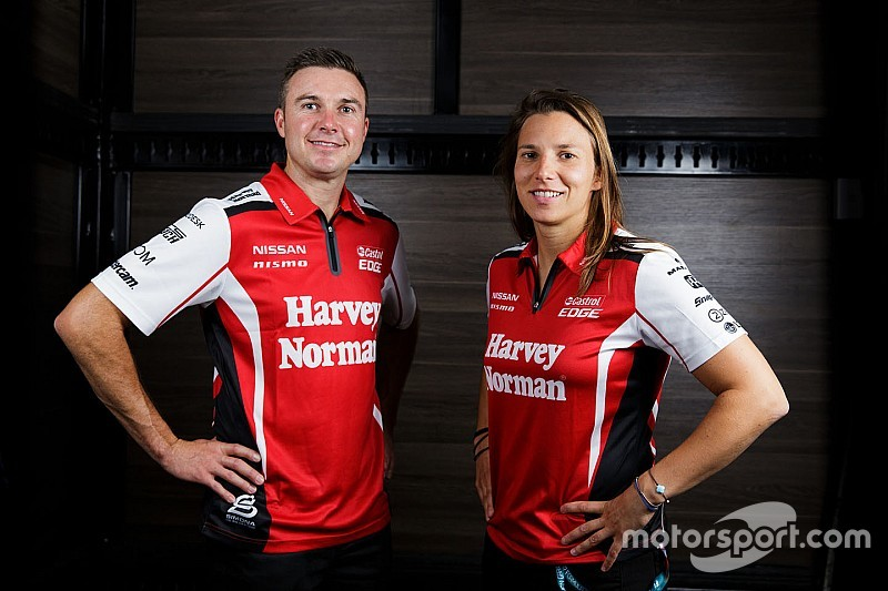 Nissan confirms Wall, Russell in enduro line-up
