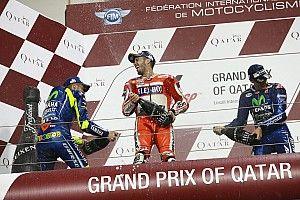 Galeri: Momen menarik di MotoGP Qatar 2017