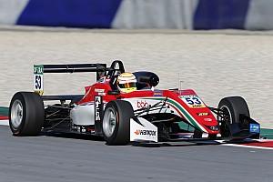 Євро Ф3 Важливі новини Ілотт закінчив лідером передсезонні тести Євро Ф3