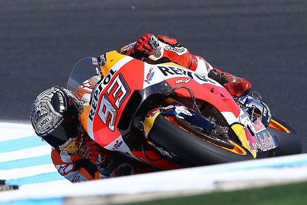 MotoGP Marquez insists Honda MotoGP complaints not mind games
