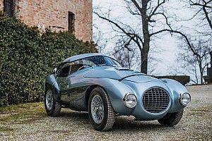 """Une étonnante Ferrari """"Uovo"""" à vendre"""