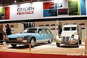 Photos - Citroën et DS à l'honneur au salon Rétromobile