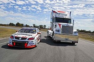 Brand new look for Tim Slade Commodore