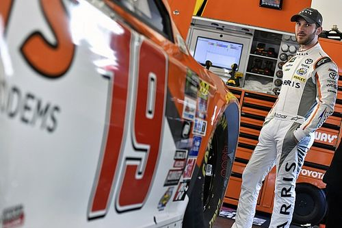 Suarez's unlikely path to NASCAR stardom is one of determination