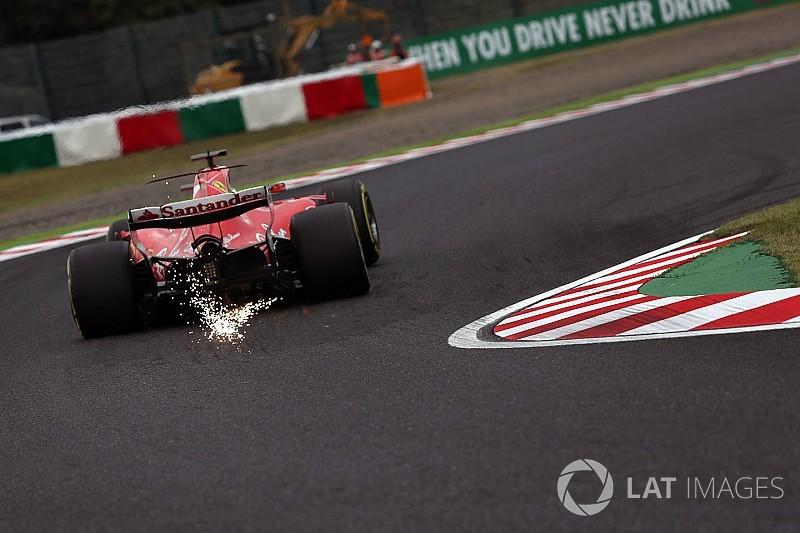 """Vettel reconoce que arriesgó """"más de la cuenta"""" en la Q3"""