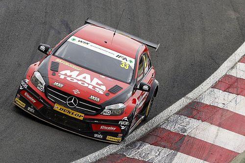 Thruxton BTCC: Morgan takes point lead with win
