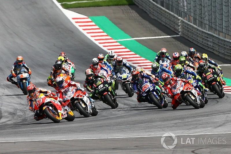 MotoGP: svelate date e luoghi dei test pre-stagionali 2018