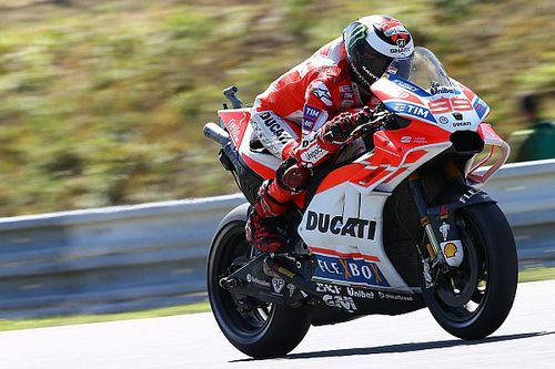 Lorenzo: Jól időzített motorcserével is nehéz versenyem lett volna