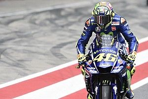 Rossi menyerah dalam perburuan gelar juara