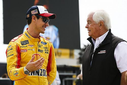 """Roger Penske: """"I know our cars are getting better"""""""