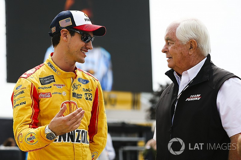 "Roger Penske: ""I know our cars are getting better"""