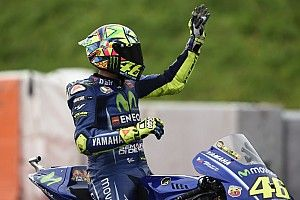 """Rossi: Early MotoGP return """"not for the championship"""""""