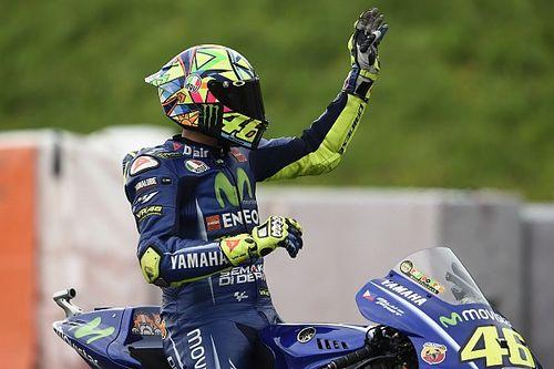 Rossi: Erken dönüyor olmam şampiyona için değil