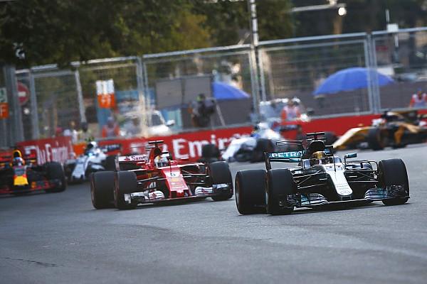Vettel contro Hamilton: \
